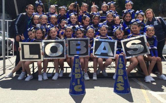 Cheerleader alcanzan primeros lugares en Torneo Nacional de Chile