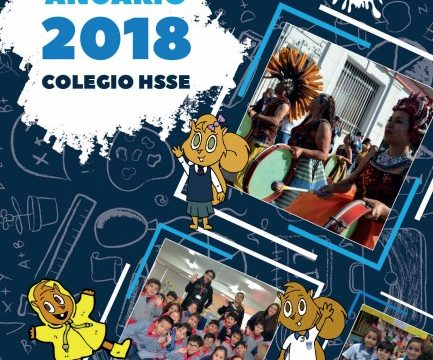 Anuario 2018 Hrvatska Skola San Esteban