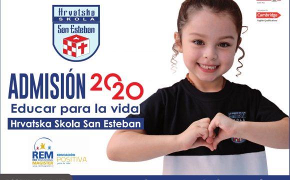 Admisión SE 2020